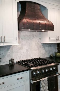 63 best copper kitchen range hood installations images in 2019 rh pinterest com