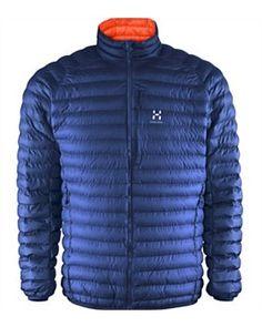 New In - Haglöfs Essens Mimic Jacket - Men's Winter Jackets, Fashion, Winter Coats, Moda, Winter Vest Outfits, Fashion Styles, Fashion Illustrations