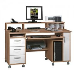 Mobile Computer Desks for the Smaller Home Office