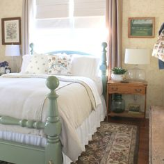 Guest Bedroom Decorating - A Welcoming Makeover