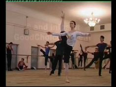 Svetlana Zakharova... in class ....makes you want to practice, practice, practice