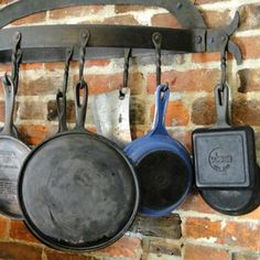 Is there even such a thing as too much cast iron? Not in Mary's house. Every cast iron pot and pan is put to use while creating memories that will last a lifetime. - GRIT Magazine