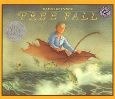 #111 - Free Fall by David Wiesner.