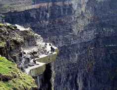 impressive cliffs of Moher, County Clare, Ireland
