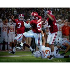 The Pick Six - Framed 8x10