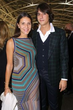 Margherita Missoni Engaged to Eugenio Amos (Vogue.com UK)