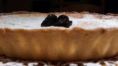 Relleno, Pie, Sweet, Desserts, Food, Plum Tart, Raisin, Cream Cheeses, Almonds