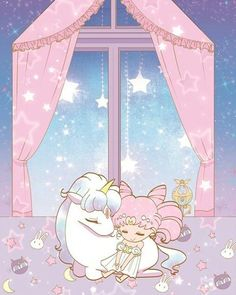 いいね!1,206件、コメント4件 ― Tania Excellentさん(@kawaii_anime_sailormoon)のInstagramアカウント: 「♥Kawaii Chibiusa and Pegasus...♥ ©Ranway ☆.。.:*・°☆.。.:*・°☆.。.:*・°☆.。.:*・° #animekawaii…」