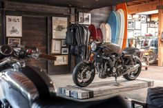 Yamaha Yard Built XJR1300 by Deus Ex Machina Italia