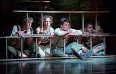 Peter and the Starcatcher finally in TO! Don't miss it!