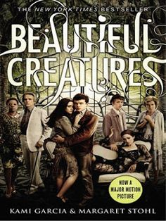 The 'Beautiful Creatures' series by Kami Garcia is another National Bestseller, popular with both teen and adult audiences. While it has elements of the 'Twilight' series it's set in the graceful, Old South with mystery, magic and some romance for good measure.  Be sure to read the book before seeing the movie!  Available in eBook and eAudio Book formats.