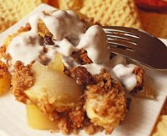 Apple Crisp: Easy Gluten Free Dairy Free Dessert Recipe