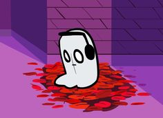 UT gif - Would you hug this ghost? [Yes] [Definitely] [ABSOLUTELY!] [HECK YEAH!!]