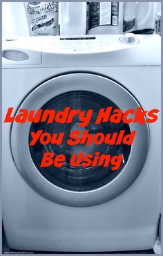 Hacks You Should Be Using These ingenius laundry hacks will have you speeding through your dirty clothes pile on Laundry Day.These ingenius laundry hacks will have you speeding through your dirty clothes pile on Laundry Day. Laundry Hacks, Being Used, Good To Know, Washing Machine, Life Hacks, Cleaning, Dandy, Organizing, Clothes