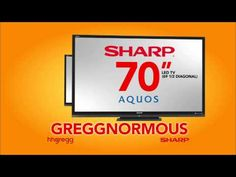 "I just entered to win a Sharp 70"" TV in h.h. gregg's Win Anytime, Anywhere Sweeps.#InterruptYourDay, share video & win: www.hhgregg.com/sharp-video"