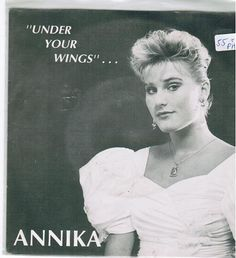 Annika Under your wings 7:Inch