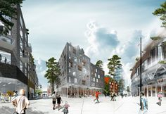 Gallery of ADEPT and Mandaworks Design Masterplan for Stockholm's Royal Seaport - 3