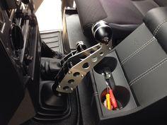 Bowler gear stick + transfer stick