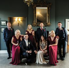 Emma and Ollie's love and laughter-filled wedding at Clonabreany House Bridesmaid Dresses, Wedding Dresses, Confetti, Real Weddings, Laughter, Love, Elegant, Style, Fashion