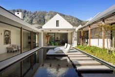 A dream holiday house for sale in South Africa - Vogue Living