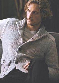 | Grey Cardigan |