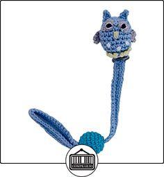 sindibaba 1207822cm Clip para chupete con diseño de búho  ✿ Regalos para recién nacidos - Bebes ✿ ▬► Ver oferta: http://comprar.io/goto/B01K1NWXBO