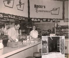 My dad's family business in Willow Glen, San Jose, CA. Rocci's Pronto pup creamery featured hamburgers and a full lunch and dinner menu from...