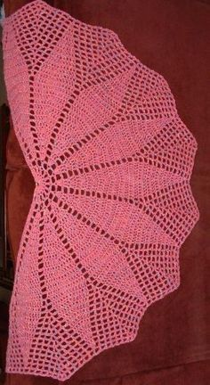 #Free Pattern; crochet; shawl ~~: by FionaO'S
