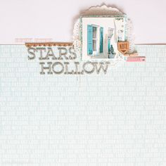Just like Stars Hollow by veera at @studio_calico