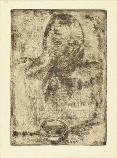 Drinker (Trinker) Paul Klee  1909