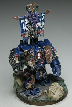 Ultramarines Venerable Dreadnought