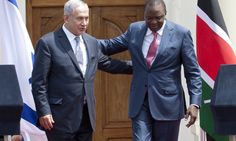 "{    KENYAN INTELLIGENCE 'FOIL ASSASSINATION ATTEMPT ON ISRAELI PRIME MINISTER NETANYAHU'S CONVOY' DURING OFFICIAL VISIT    }  #DailyMailUK .... ""Benjamin Netanyahu is visiting Uganda, Kenya, Rwanda and Ethiopia..  A Kuwaiti newspaper says his convoy was re-routed in Nairobi on Tuesday."".... http://www.dailymail.co.uk/news/article-3678813/Kenyan-intelligence-foil-assassination-attempt-Israeli-prime-minister-Netanyahu-s-convoy-official-visit.html#ixzz4DlZsmnxp"