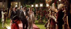 "Dakota Johnson y Jamie Dornan en ""Cincuenta sombras mas oscuras"""