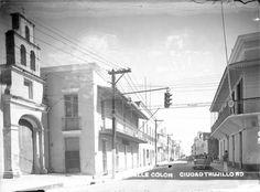 Calle Las damas 1940