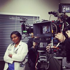 Behind the scenes of The Mindy Project