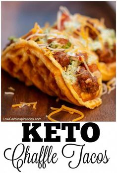 Low Carb Keto, Low Carb Recipes, Diet Recipes, Cooking Recipes, Healthy Recipes, Recipes Dinner, Kids Taco Recipes, Good Recipes, Taco Ideas