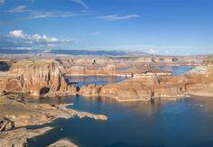 Climate Change Is Killing Lake Powell Reservoir in Glen Canyon: Longform