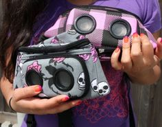 JammyPack: A Fanny Pack with Speakers (Free Giveaway!)