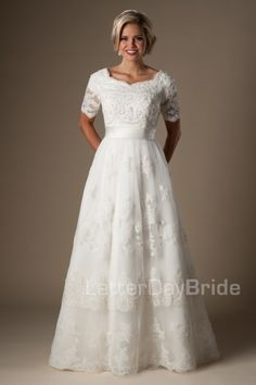 Bellissimo - Wedding Dress Front