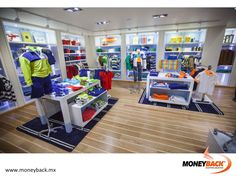 MONEYBACK MEXICO. With over 250 stores worldwide, Nautica has branches in Los Cabos, Cancun, Playa del Carmen, Ixtapa, Acapulco, Mérida, and Antara Polanco in Mexico City. In all them you can count with our tax refund services for foreign tourists! #moneyback www.moneyback.mx
