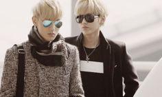 Tao and Kris Exo