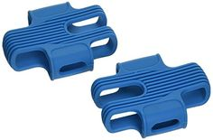 Grippine Universal Clipless Pedal Platform Adapters Azul -- Click on the image for additional details. (Note:Amazon affiliate link)