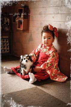 子供 Japanese Coat, Japanese Kids, Japanese Kimono, Japanese Festival, Asian Kids, Japanese Outfits, Yukata, Japanese Culture, Beautiful Children