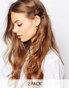 Bild 1 von Pieces – Exclusive Oleta – Multipack Haarklemmen