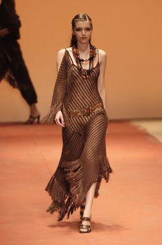 Laura Biagiotti at Milan Fashion Week Spring 2005 - StyleBistro
