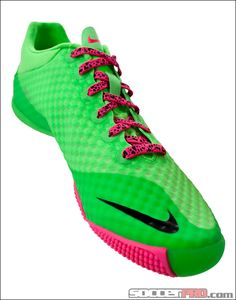Nike FC247 Elastico Finale II Indoor Shoes - Fresh Mint with Lime...$98.99