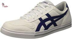 Homme Aaron Sneakers, Blanc (White/White), 39.5 EUAsics