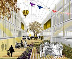 Galería de Ganador EUROPAN 13: OSURBIA: Redefiniendo la 'suburbia' / Noruega - 2