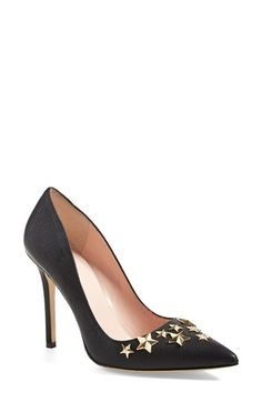 kate spade new york 'lagrenga' pointy toe pump (Women) available at #Nordstrom