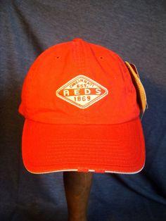 0e59ec6aba4 Rare American Needle 1918 Cincinnati Reds MLB Retro Style Snapback Baseball  Cap